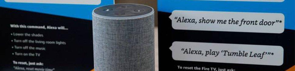 preguntas Alexa